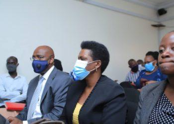 Ms Ntambi in Court last year