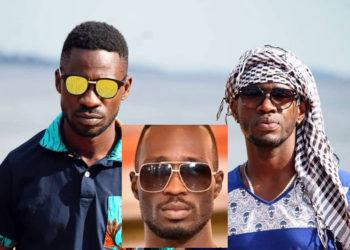 Bobi Wine, Mikie Wine and Nubian Li