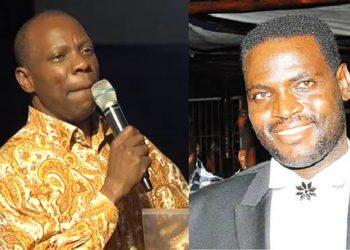 Pastors Ssenyonga and the late Yiga