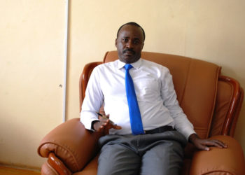 Steven Lukyamuzi