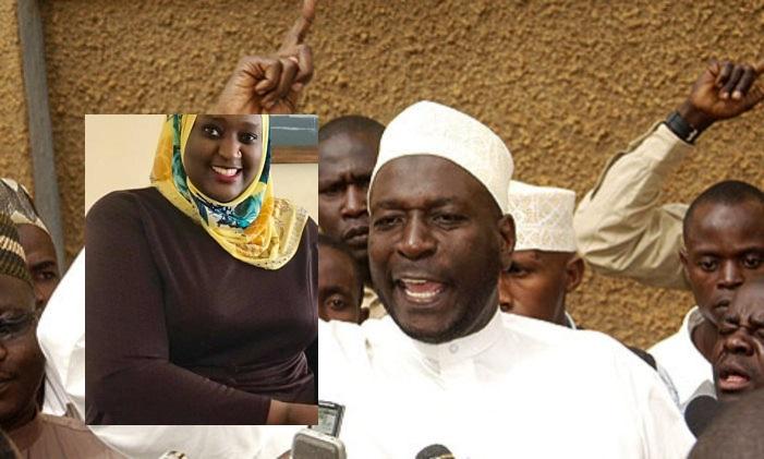 The late Sheikh Muzaata and widow Kuluthum Nabunya