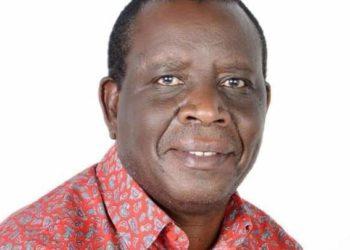 Prof Mwambutsya Ndebesa