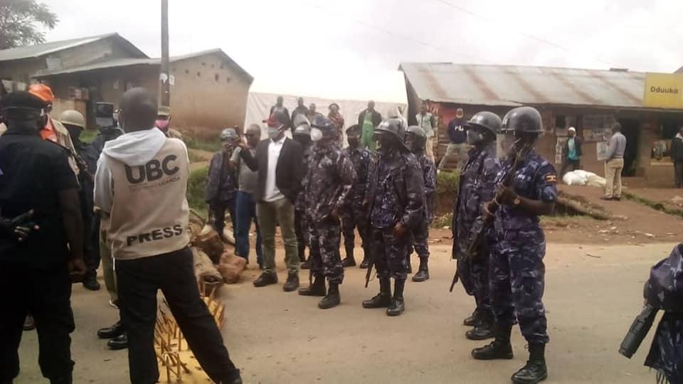 Gen Tumukunde blocked from accessing Kisoro