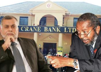 Dr Sudhir and Prof Mutebile