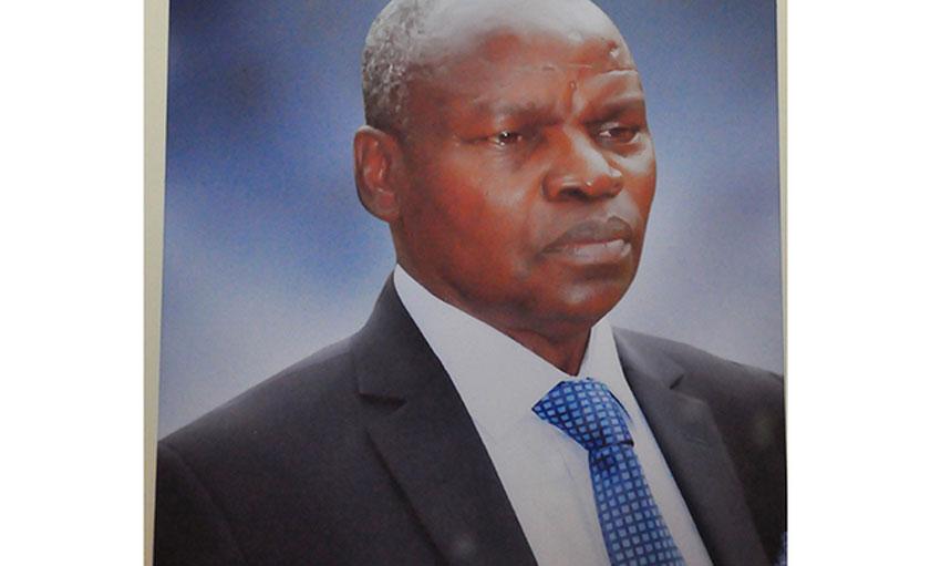 The late John Kittobe