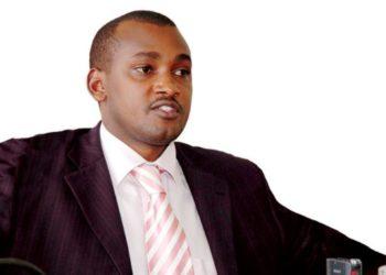 Gender Minister Frank Tumwebaze