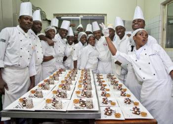 Ugandan chefs