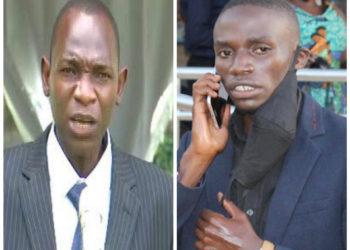 Willy Mayambala and John Katumba