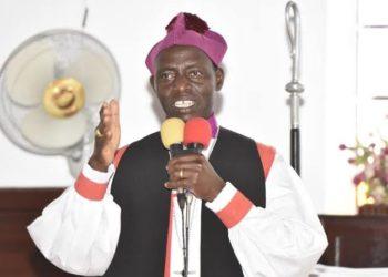 Bishop Nathan Ahimbisibwe