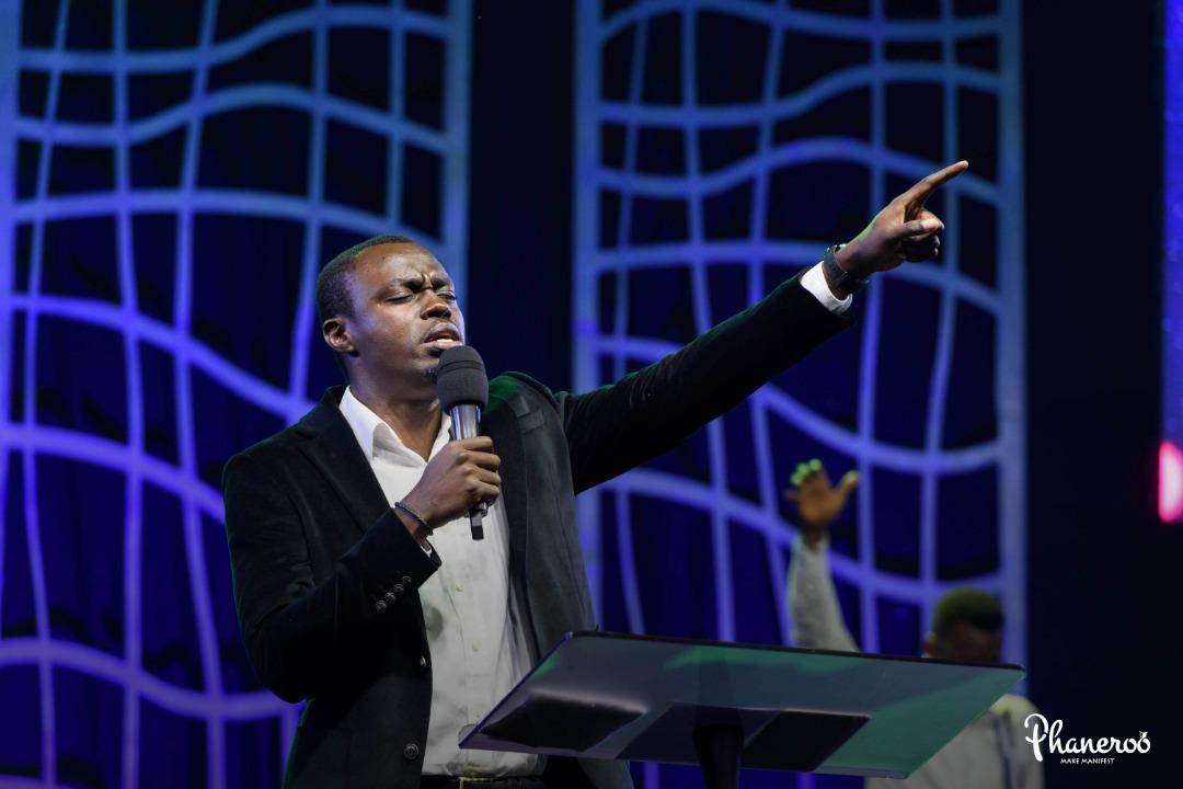 Apostle Grace Lubega the vision bearer of Phaneroo Ministries international