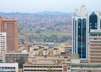 Kampala, Uganda's capital