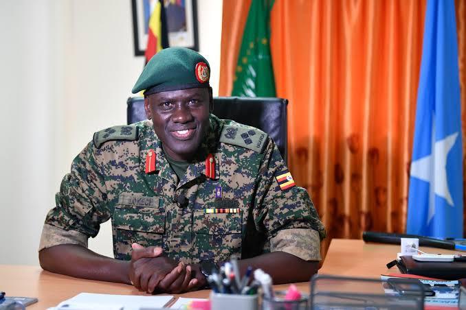 Maj Gen Paul Lokech
