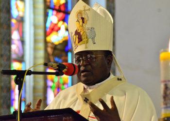 The late Archbishop Kizito Lwanga