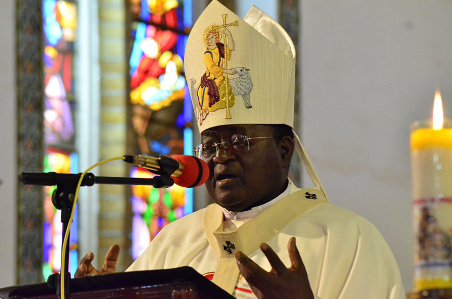 PROFILE: Who is Dr Cyprian Kizito Lwanga, the fallen Archbishop of Kampala Archdiocese?   FreeAds World News