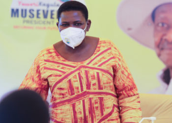 NRM Treasurer Rose Namayanja