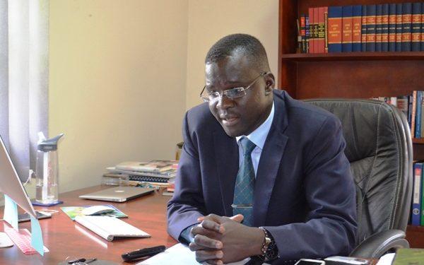 Lawyer Nicholas Opiyo