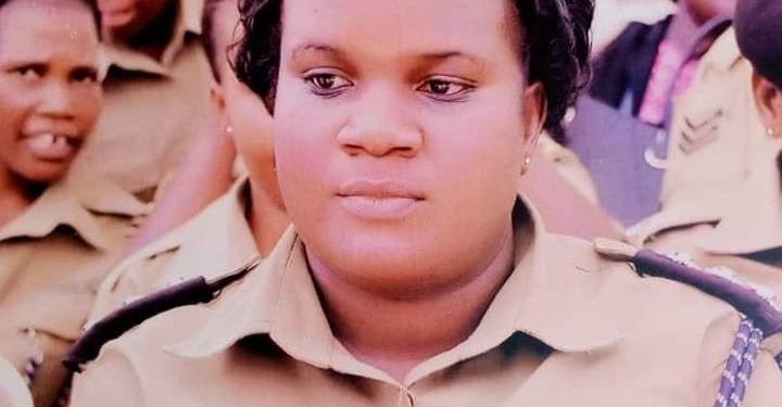 The late Gloria Nakiboneka