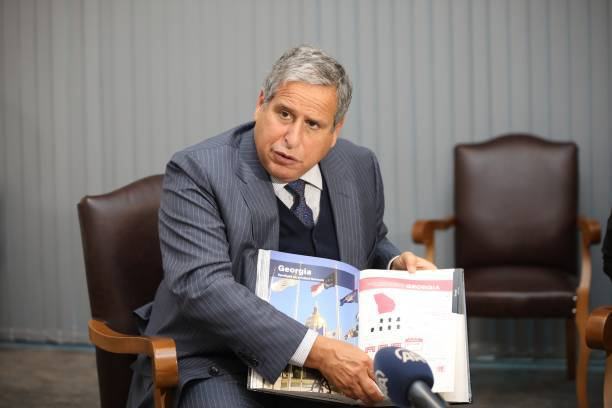 Lawyer Robert Amsterdam
