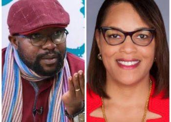 Don Wanyama and Natalie E Brown