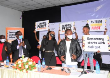 IPOD, musicians launch campaign song to advocate for peaceful elections