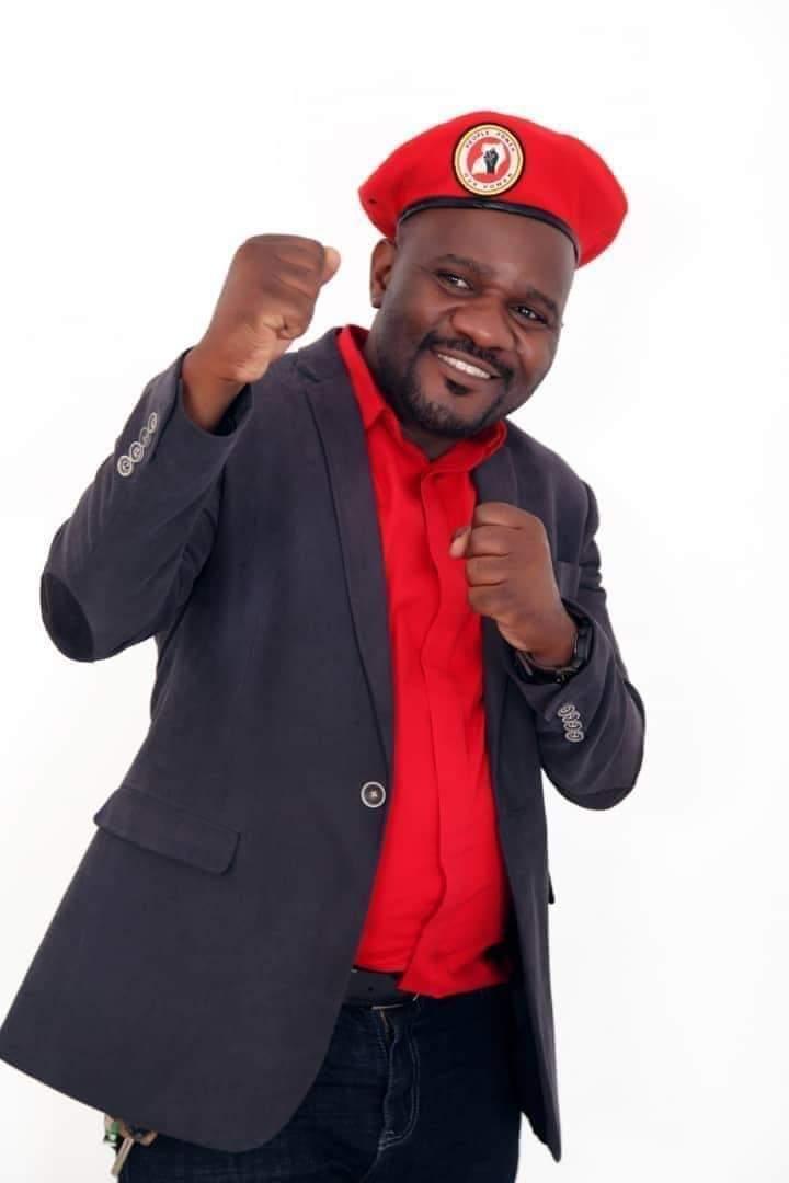 Abudalla Kiwanuka avuganya ku kaadi ya NUP e Mukono North