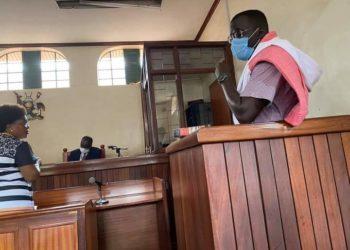 Nicholas Opiyo in Court a few days ago