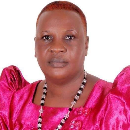 The late Robina Ssentongo