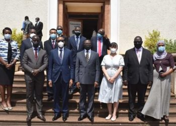 Buganda Kingdom, Housing Finance Bank sign pact to reduce housing deficit in Uganda