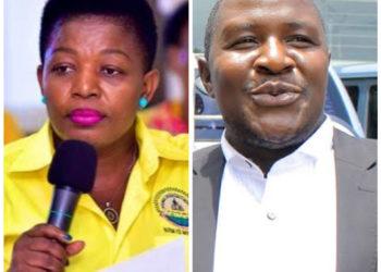 Kasule Lumumba and Asuman Basalirwa