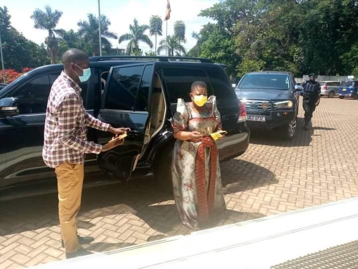 NRM SG Kasule Lumumba