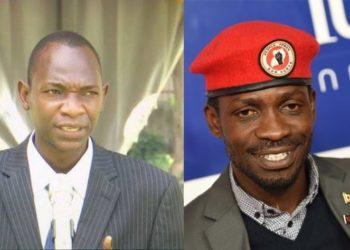 Willy Mayambala and Bobi Wine