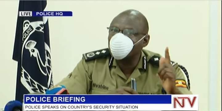 Kampala traffic boss Lawrence Niwabiine