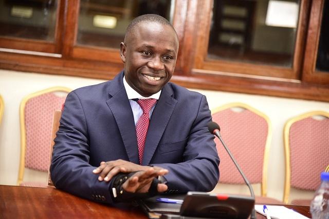 Minister Peter Ogwang