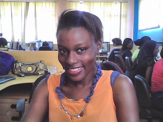 Mariat Candace Nasasira