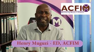 Henry Muguzi, ED ACFIM