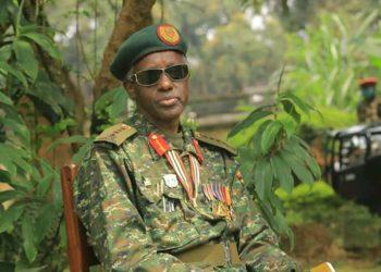 Gen Elly Tumwine