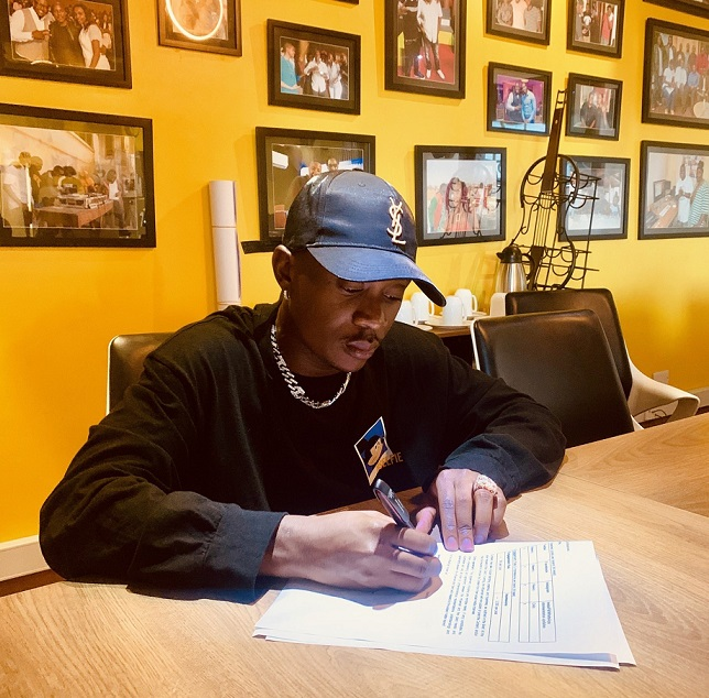 Fik Fameica signs 'the' deal with Swangz Avenue and Bell Lager