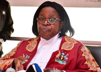 Justice Esther Kisakye