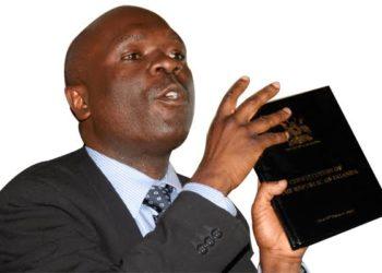Mawokota South MP elect Yusuf Nsibambi