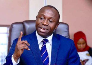 Minisita omubeezi owe by'empuliziganya n'okulungamya e Ggwanga Peter Ogwang