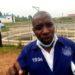 Sam Kiggundu, Manager NWSC Rukungiri area. photo by Ronald Kabanza.