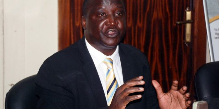 UNCC Executive Director Francis Peter Ojede
