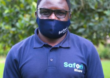 Tonny Butali Co-Founder and COO Safari Share