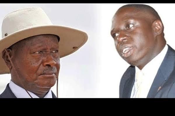 President Museveni and Muhammad Nsereko