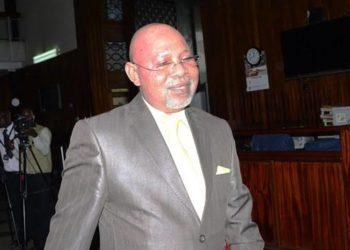 Minister Jeje Odongo