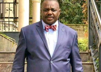 Amyuaka omukubiriza w'olukiiko lwe Gwanga Jacob Oulanya