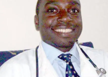 Dr Kabagambe Patrick