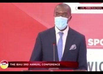 IRA CEO Ibrahim Kaddunabbi Lubega