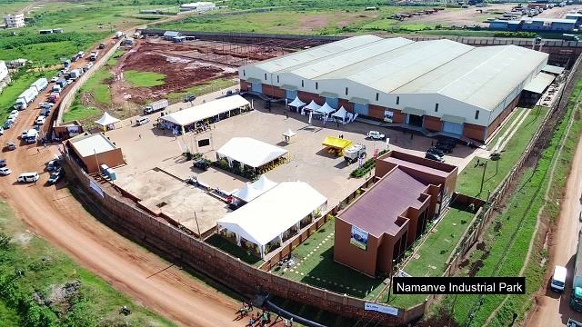 Namanve Industrial Park