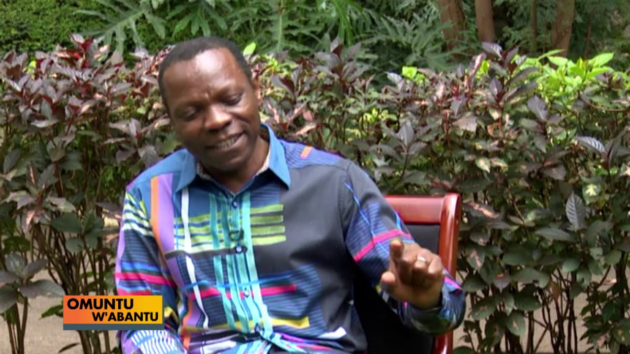 Pastor Jackson Ssenyonga
